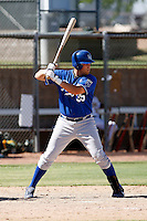 Joey Lewis - Kansas City Royals 2009 Instructional League. .Photo by:  Bill Mitchell/Four Seam Images..