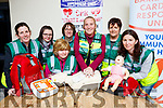 The Barradubh Cardiac Responce Unit who are holding a CPR Start A Heart Day on Sunday November 12th at Barradubh Community field l-r: Mairead Kenny, Patricia McCarthy, Kay murphy, Helena Kelliher, Joan Heapes, Una O'Connor and Patricia Murphy