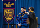 May 17, 2014; 2014 Graduate School ceremony.<br /> <br /> Photo by Matt Cashore/University of Notre Dame