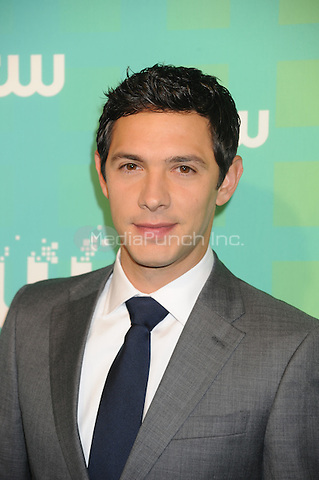 Michael Rady at The CW Network's 2012 Upfront at New York City Center on May 17, 2012 in New York City. . Credit: Dennis Van Tine/MediaPunch