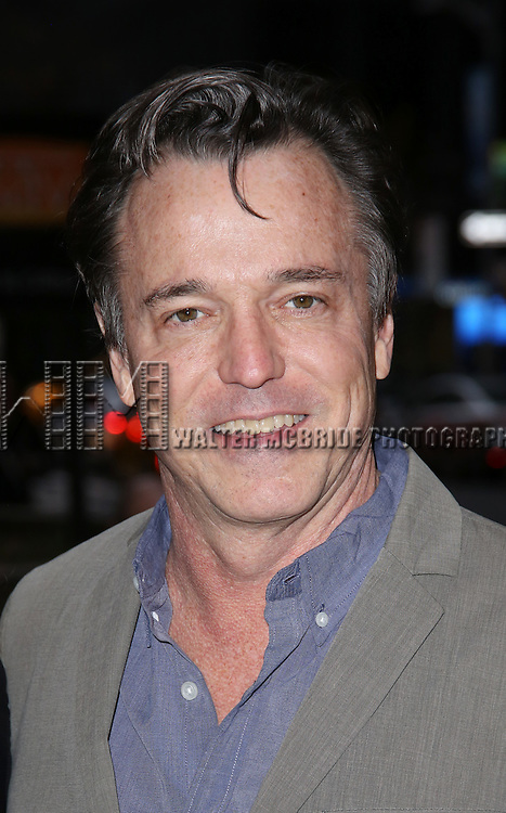Derek McLane attends 'The Robber Bridegroom' Off-Broadway Opening Night performance at Laura Pels Theatre on March 13, 2016 in New York City.