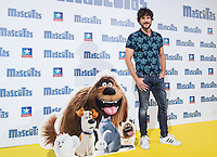 Spanish actor Daniel Grao during the premiere of  Mascotas at Kinepolis cinema in Madrid. July 21, 2016. (ALTERPHOTOS/Rodrigo Jimenez) /NORTEPHOTO.COM