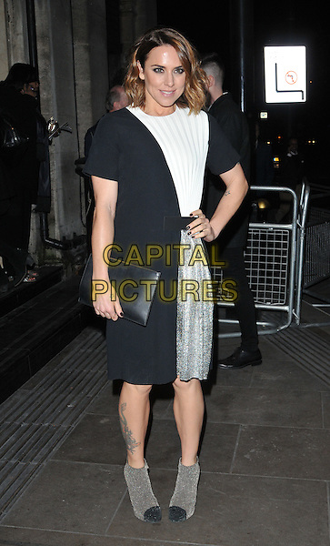 Melanie Chisholm ( Mel C ) attends the Music Industry Trusts Award 2015, Grosvenor House Hotel, Park Lane, London, England, UK, on Monday 02 November 2015. <br /> CAP/CAN<br /> &copy;Can Nguyen/Capital Pictures