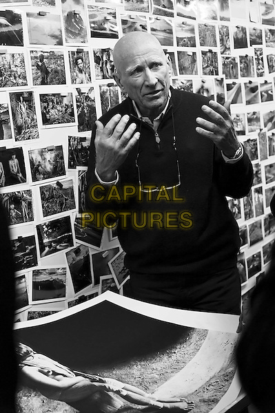 Sebastiao Salgado<br /> in The Salt of the Earth (2014) <br /> *Filmstill - Editorial Use Only*<br /> CAP/NFS<br /> Image supplied by Capital Pictures