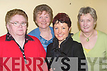 SHINDIG: Attending The Shindig Ceili? Festival, Traditional Music & Set Dancing Weekend, in the Brandon Hotel, Tralee, on Friday night were l-r: Kathleen Enright (Lyracrompane), Mary O'Connell (Tralee), Ann O'Sullivan and Margaret O'Regan (Listowel).   Copyright Kerry's Eye 2008