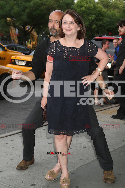 NEW YORK, NY - JULY 25: Rachel Dratch and Scott Adsit at 'The Campaign' New York Premiere at Sunshine Landmark on July 25, 2012 in New York City. © RW/MediaPunch Inc. /NortePhoto.com<br />