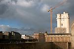 20060213 - France - Vincennes<br />LE CHATEAU DE VINCENNES : RESTAURATION DU DONJON<br />Ref: CHATEAU_DE_VINCENNES_017 - © Philippe Noisette