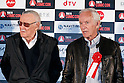 Comic book writer Stan Lee (L) and actor Lance Henriksen attend the red carpet for for the Tokyo Comic Con at Makuhari Messe International Exhibition Hall on December 2, 2016, Tokyo, Japan. Tokyo's Comic Con is part of the San Diego Comic-Con International event and is being held for the first time in Japan from December 2 to 4, 2016. (Photo by Rodrigo Reyes Marin/AFLO)
