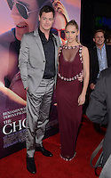 "01 February  - Hollywood, Ca - Benjamin Walker, Teresa Palmer. Arrivals for the Los Angeles special screening of ""The Choice"" held at Arclight Hollywood. Photo Credit: Birdie Thompson/AdMedia"