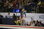 British Gymnastics Championships 2017<br /> The Liverpool Echo Arena<br /> Emily Thomas Pen-y-Bont Gymnastics Club<br /> 25.03.17<br /> ©Steve Pope - Sportingwales