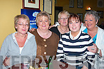 Athea ladies at the fundraising dance in aid of the oncology unit at Limerick Regional Hospital in The Gables bar and restaurant Athea on Saturday night were Mare Dee, Bernie Reidy, Ann Reidy, Kelly Ann Reidy and Joan O'Connor....   Copyright Kerry's Eye 2008