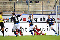 22.09.2013: FSV Frankfurt vs. FC Ingolstadt