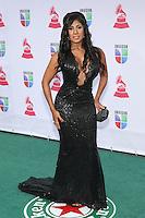 LAS VEGAS, NV - NOVEMBER 15 :  Elizabeth Ortiz pictured at the 2012 Latin Grammys at Mandalay Bay Resort on November 15, 2012 in Las Vegas, Nevada.  Credit: Kabik/Starlitepics/MediaPunch Inc. /NortePhoto