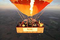 20140907 September 07 Hot Air Balloon Gold Coast