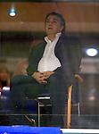 TENIS, BEOGRAD, 17. Feb. 2010. -  Predsednik TSS-a Slobodan Boba Zivojinovic. Srpski teniser Filip Krajinovic tokom meca protiv Lukasa Rosola iz Ceske u okviru 1. kola Gemax MTS Open 2009. Foto: Nenad Negovanovic