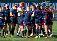 USWNT Training, Wednesday, Sept. 17, 2014