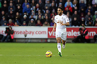 Pictured: Neil Taylor Saturday 10 January 2015<br />