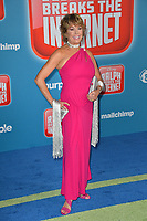 "LOS ANGELES, CA. November 05, 2018: Paige O'Hara  at the world premiere of ""Ralph Breaks The Internet"" at the El Capitan Theatre.<br /> Picture: Paul Smith/Featureflash"