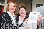 WALK THIS WAY: Vera OLeary and Catherine Casey from the Kerry Rape and Sexual Abuse Centre in Princes Street, Tralee are seeking support for a fundraising walk from the Maherees to Cloghane on Monday May 7th..