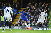 Willian of Chelsea celebrates a goal<br /> Londra 10-03-2018 Premier League <br /> Chelsea - Crystal Palace<br /> Foto PHC Images / Panoramic / Insidefoto <br /> ITALY ONLY