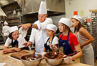 Johnson & Wales University Chef's Choice summer camp