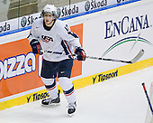 James van Riemsdyk (USA - 12) - Team Russia defeated Team USA 4-2 on Saturday, January 5, 2008, at CEZ Arena in Pardubice, Czech Republic, to win the bronze at the 2008 World Juniors Championship.
