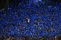 BUENOS AIRES, ARG, 24.10.2018 - BOCA JUNIORS-PALMEIRAS – Time do Palmeiras durante partida contra o Boca Juniors, jogo válido pela semifinal da Copa Libertadores da América 2018, disputada no Estádio La Bombonera em Buenos Aires, na noite desta quarta-feira, 24. (Foto: Levi Bianco/Brazil Photo Press)