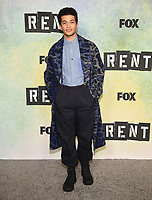 "LOS ANGELES - JANUARY 8: Jordan Fisher attends a press junket for FOX's ""RENT"" on the Fox Studio Lot on January 8, 2019 in Los Angeles, California. (Photo by Frank Micelotta/Fox/PictureGroup)"