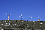 Golan Heights, wind turbines farm