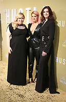 "08 May 2019 - Hollywood, California - Rebel Wilson, Meghan Trainor, Anne Hathaway. Premiere Of MGM's ""The Hustle""  held at The ArcLight Hollywood. Photo Credit: Faye Sadou/AdMedia"