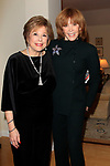 """LOS ANGELES - JAN 9: Kate Johnson, Stefanie Powers at The Actors Fund's """"In The Spotlight"""" Living Room Salon Series launch with special guest Sherry Lansing at a private estate on January 9, 2018 in Beverly Hills, CA"""