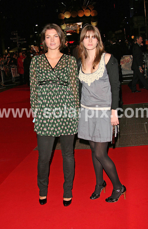**ALL ROUND PICTURES FROM SOLARPIX.COM**.**WORLDWIDE SYNDICATION RIGHTS**.Holly and Jade Davidson attend the UK premiere of 300 at Vue, Leicester Square, London on 15.03.07..JOB REF:  3532     SSD     DATE: 15.03.07.**MUST CREDIT SOLARPIX.COM OR DOUBLE FEE WILL BE CHARGED* *UNDER NO CIRCUMSTANCES IS THIS IMAGE TO BE REPRODUCED FOR ANY ONLINE EDITION WITHOUT PRIOR PERMISSION*