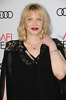12 November  2017 - Hollywood, California - Courtney Love. AFI FEST 2017 Screening Of &quot;The Disaster Artist&quot; held at The Beverly Hilton Hotel in Hollywood. <br /> CAP/ADM/BT<br /> &copy;BT/ADM/Capital Pictures