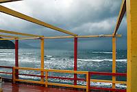 La Chiaiolella. sulla spiaggia.