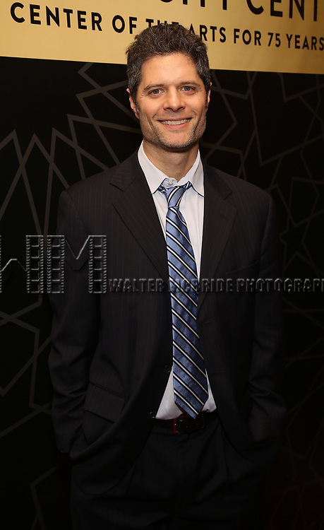 """Tom Kitt attends the New York City Center Celebrates 75 Years with a Gala Performance of """"A Chorus Line"""" at the City Center on November 14, 2018 in New York City."""