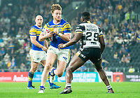 Picture by Allan McKenzie/SWpix.com - 19/04/2018 - Rugby League - Betfred Super League - Hull FC v Leeds Rhinos - KC Stadium, Kingston upon Hull, England - Anthony Mullally.