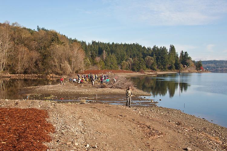 Lower Discovery Bay Estuary Restoration Joel Rogers Photography Northwest Worldwide