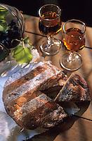 Europe/France/Languedoc-Roussillon/11/Aude/Env. de Carcassonne/Badens: Galette du pays Cathare de J. Gros boulanger-pâtissier