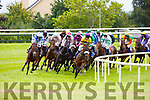action from Killarney Races on Saturday
