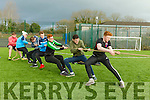 Kerry College of Further Education held a Students V Teachers 'Face Off' Obstacle Course and Tug of War event to mark Wellness week in aid of Pieta House.