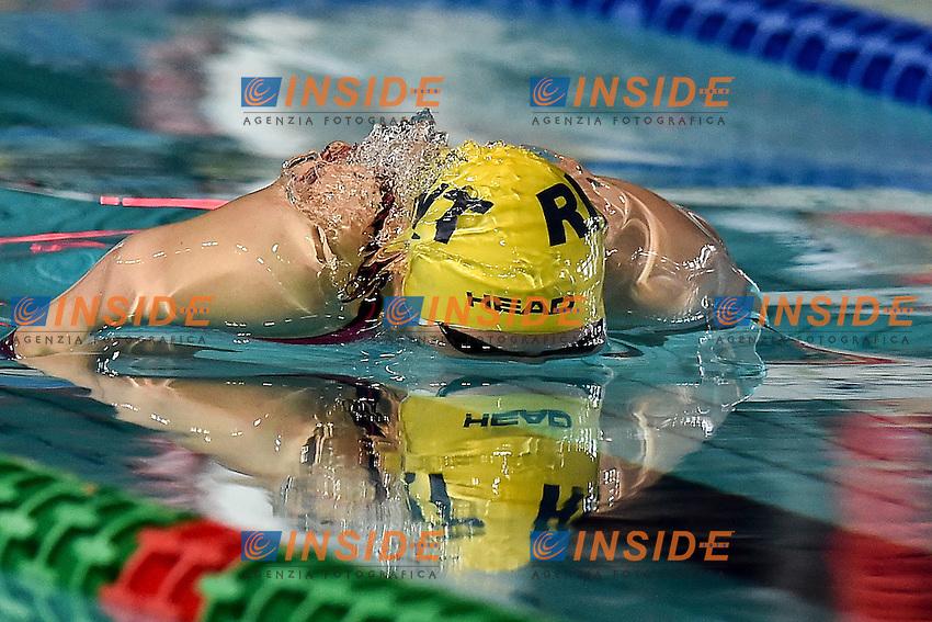 Aurora Petronio Rari Nantes Torino<br /> 50 farfalla donne<br /> Stadio del Nuoto Riccione<br /> Campionati Italiani Nazionali Assoluti Nuoto Primaverili Fin <br /> Riccione Italy 20-04-2016<br /> Photo &copy; Andrea Staccioli/Deepbluemedia/Insidefoto