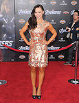 Karina Smirnoff at Marvel's The Avengers World Premiere held at The El Capitan Theatre in Hollywood, California on April 11,2012                                                                               © 2012 DVS/Hollywood Press Agency