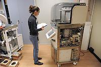 - ditta Milestone a Sorisole (Bergamo), produzione di apparecchiature diagnostiche ospedaliere, laboratorio di montaggio dei prototipi<br /> <br /> - Milestone company in Sorisole (Bergamo), production of hospital diagnostic equipments, laboratory for prototypes assembly