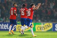 Selección 2014 Amistoso Chile vs Bolivia