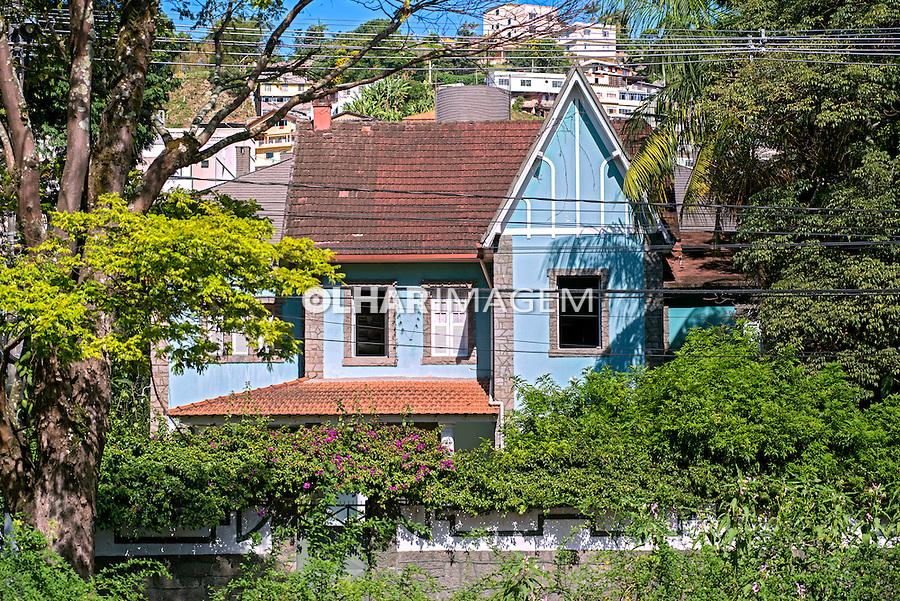 Casa em Nova Friburgo. Rio de Janeiro. 2014. Foto de Luciana Whitaker.
