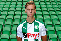GRONINGEN - Voetbal, Presentatie FC Groningen o23, seizoen 2017-2018, 11-09-2017,   FC Groningen speler Tim Freriks