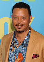 NEW YORK CITY, NY, USA - MAY 12: Terrence Howard at the FOX 2014 Programming Presentation held at the FOX Fanfront on May 12, 2014 in New York City, New York, United States. (Photo by Celebrity Monitor)