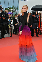 """Cate Blanchett at the gala screening for """"BLACKKKLANSMAN"""" at the 71st Festival de Cannes, Cannes, France 14 May 2018<br /> Picture: Paul Smith/Featureflash/SilverHub 0208 004 5359 sales@silverhubmedia.com"""
