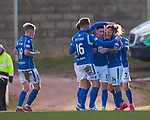 23.02.2020 St Johnstone v Rangers: Stevie May takes the acclaim after equalising