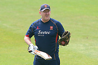 Essex assistant head coach Anthony McGrath during Essex CCC vs Warwickshire CCC, Specsavers County Championship Division 1 Cricket at The Cloudfm County Ground on 20th June 2017